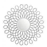 Oglinda de perete Marokko Silver