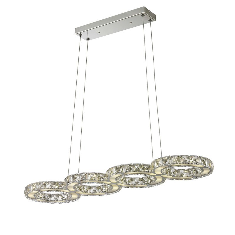 Pendul Esto Diamond Led 79