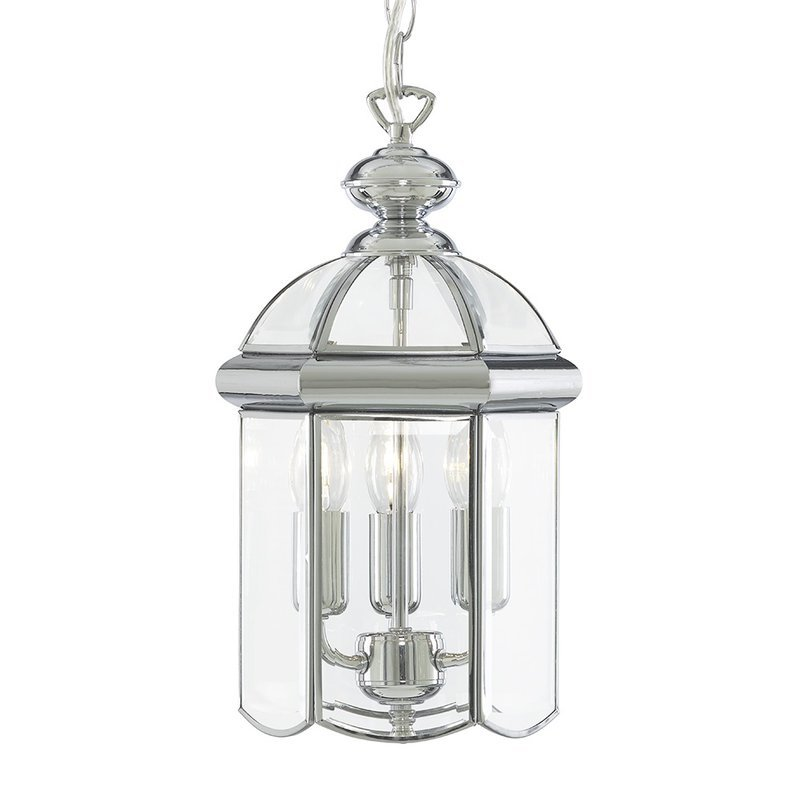 Pendul Searchlight Lanterns Chrome III