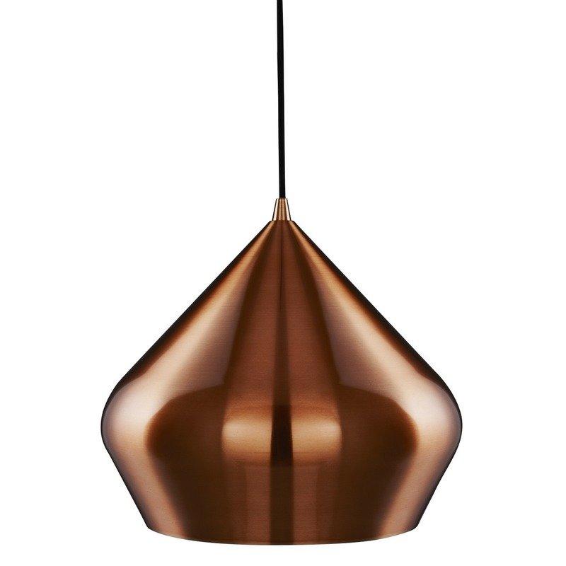 Pendul Searchlight Vibrant Pyramid Copper