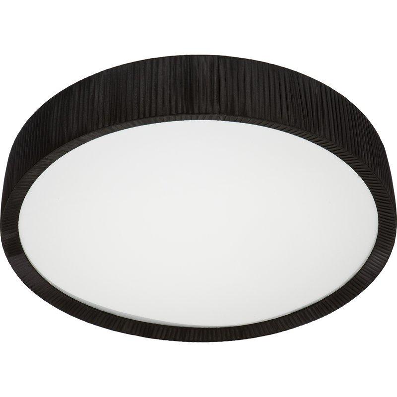 Plafoniera Nowodvorski Alehandro Black 100 LED