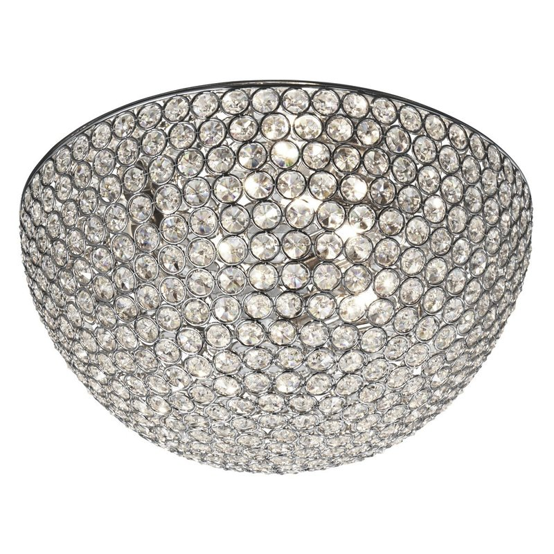 Plafoniera Searcchlight Chantilly M