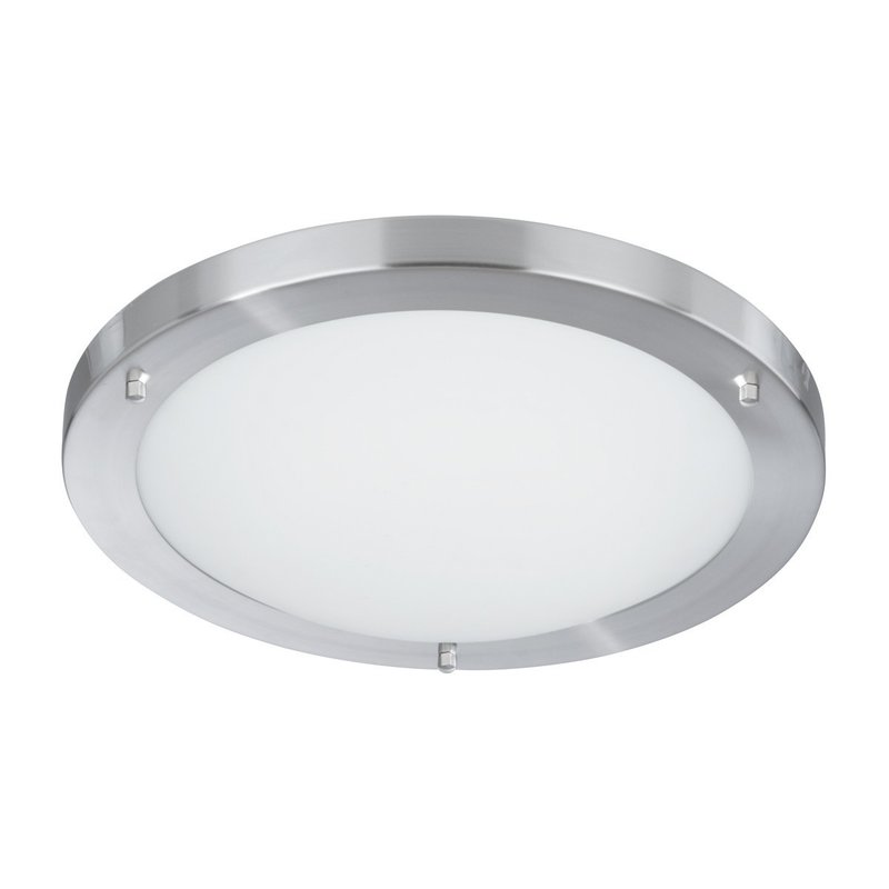 Plafoniera Searchlight Bathroom Silver L