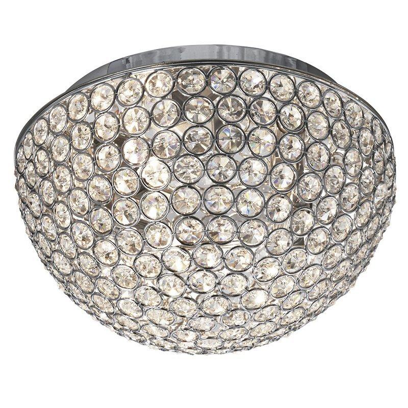 Plafoniera Searchlight Chantilly S