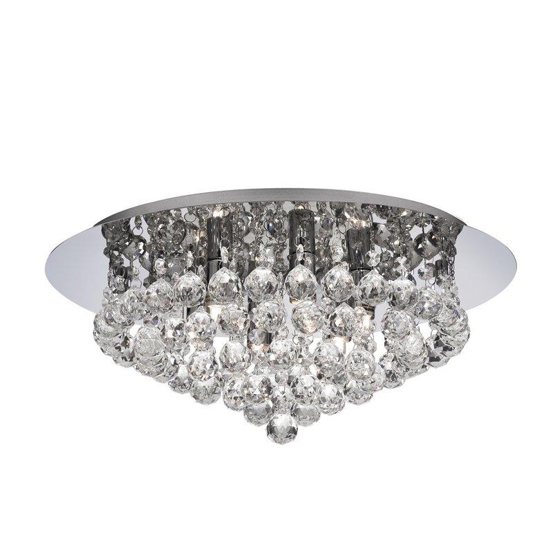 Plafoniera Searchlight Hanna Bowls M