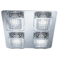 Plafoniera Searchlight Quadrant IV LED