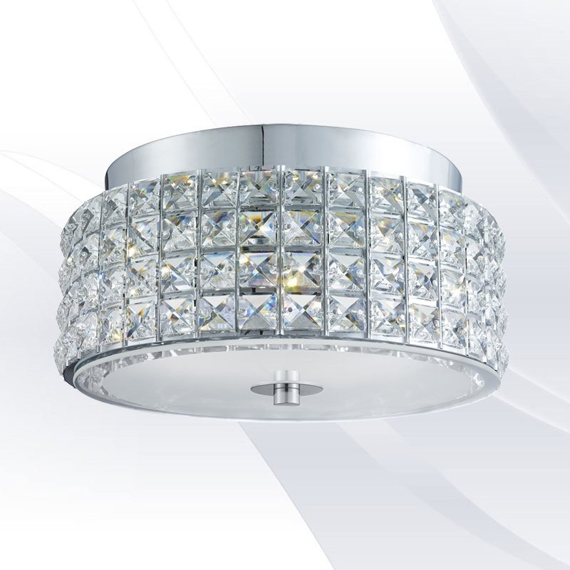Plafoniera Searchlight Rados Round LED