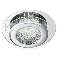 Plafoniera Searchlight Vesta Clear LED