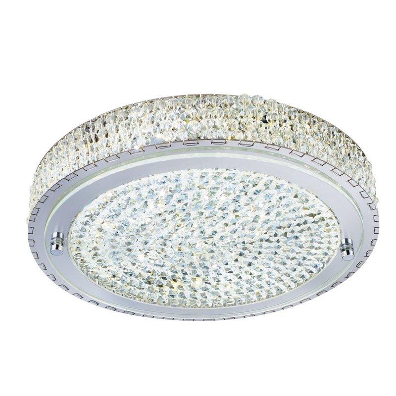Plafoniera Searchlight Vesta Crystal LED