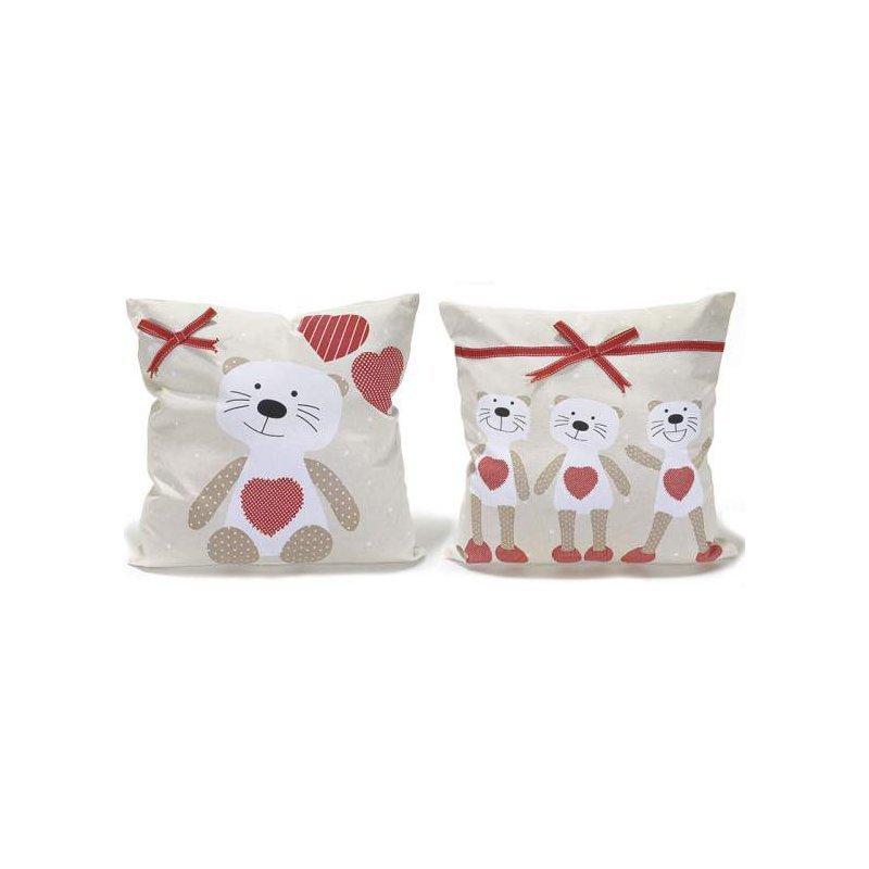 Set doua perne decorative Cats