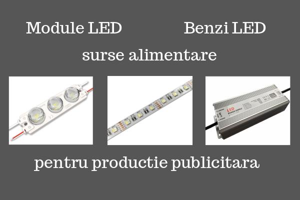 sisteme iluminat LED