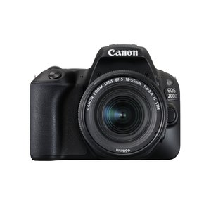 Camera foto Canon EOS 200D kit EF-S 18-55 IS STM
