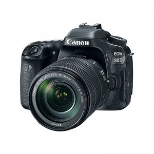 Camera foto Canon EOS 80D WiFi kit EF-S 18-135 IS Nano USM