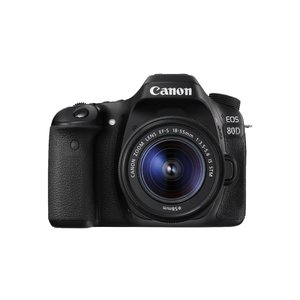Camera foto Canon EOS 80D WiFi kit EF-S 18-55 IS STM