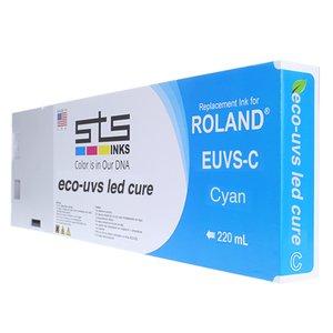 Cerneală STS Eco-UV4 Led, cartuș, compatibil Roland Versa UV LEC, Roland Versa UV LEF, Roland Versa UV LEJ