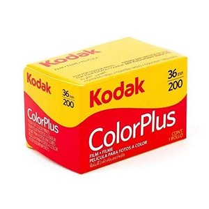 Kodak ColorPlus 200/36 film foto color