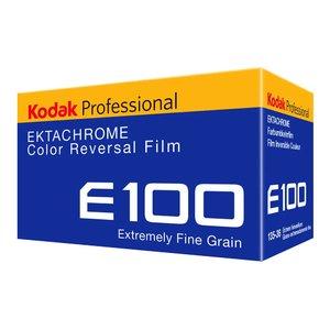 Kodak Ektachrome 100 135-36 film foto color profesional