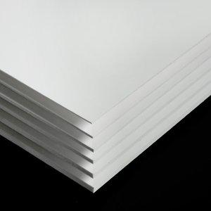 Placa PVC Foam alb MacroMedia