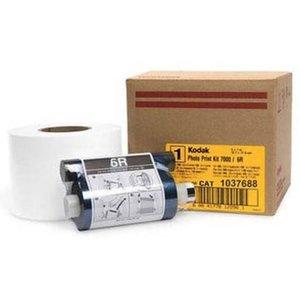Set hartie foto + ribbon Kodak pentru imprimante foto termice Kodak 305
