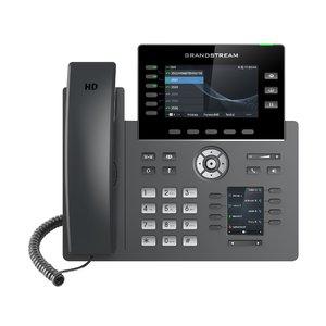 Telefon IP 6 linii SIP, ecran LCD 2,8 inch color Grandstream GRP2616
