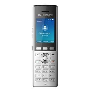 Telefon mobil IP Wifi cu 2 linii, ecran LCD color Grandstream WP820