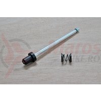 RockShox 09 Tora 120 Fixed Coil Shaft/Negative Spring