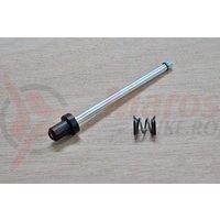 RockShox 09 Tora 120 Fixed Coil Shaft/Negative Spring
