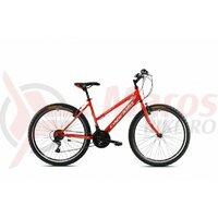 Bicicleta Capriolo Passion Lady Red White 15