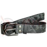Accesorii Fox M-E-Accessories Slipstream Leather Belt Black