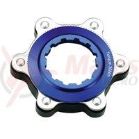 Adaptor Centerlock Kross 9 mm blue