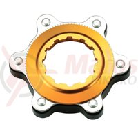 Adaptor Centerlock Kross 9 mm gold