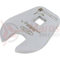 Adaptor cu patrat de 3/8 pentru pedale 15mm Var Tools