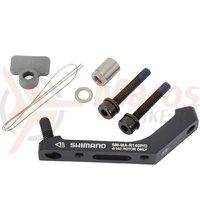 Adaptor montaj pentru etrier frana pe disc Shimano SM-MA-R140P/D