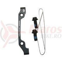 Adaptor montaj pentru etrier frana Shimano SM-MA90-F160P/S suruburi x2 wire x1