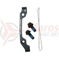 Adaptor montaj pentru etrier frana Shimano SM-MA90-R140P/S suruburi x2 wire x1