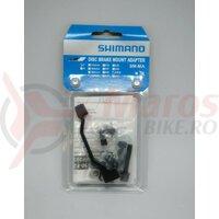Adaptor montaj pt. etrier frana pe disc Shimano SM-MA-F203P/PM