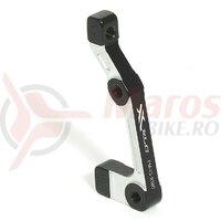 Adaptor XLC frana disc f. PM brake IS RW 180mm BR-X24