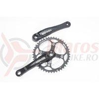 Angrenaj Bike Positive Mount Shasta F09 MTB 175mm 22-44T negru