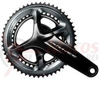 Angrenaj pedalier/power meter Shimano Dura Ace FC-R9100-P, 52X36T, brat 172.5mm, pt. 11 vit. pe spate