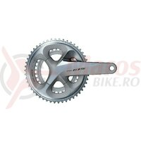 Angrenaj pedalier Shimano 105 FC-R7000, 52x36T, brat 170mm, pt. 11 vit. pe spate
