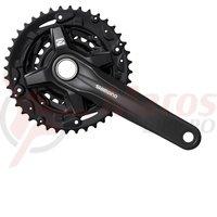 Angrenaj pedalier Shimano Altus 3x9V 170 mm 22-30-40T