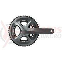 Angrenaj pedalier Shimano Claris FC-R2000, 50X34T,  Brat 170mm, pt 8v