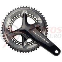 Angrenaj pedalier Shimano Dura Ace FC-R9100 55x42t brat 172.5mm pt. 11v hollowtech 2 fara BB