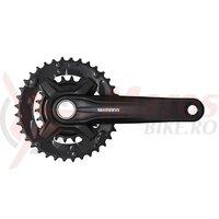 Angrenaj pedalier Shimano FC-MT210-2L 36/22T
