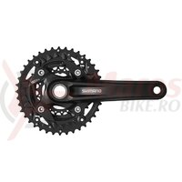 Angrenaj pedalier Shimano FC-MT500-3 40/30/22T