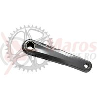 Angrenaj pedalier Shimano XTR FC-M9120-1 fara foaie brat 175mm pt. 11/12v pe spate hollowtech 2