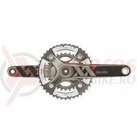 Angrenaj pedalier Truvativ XX 42-28T, Q166, fara GXP