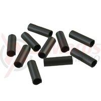 anti-abrasion prot. set Tubus/Racktime black, ? 10mm