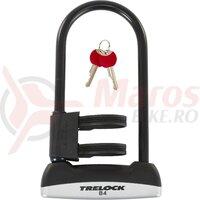 Antifurt Bicicleta Trelock B 4 108-230 - L 23 Cm, Negru