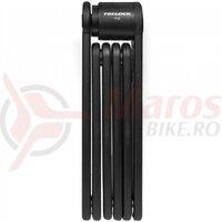 Antifurt Bicicleta Trelock F 2 - L 85 Cm, Negru
